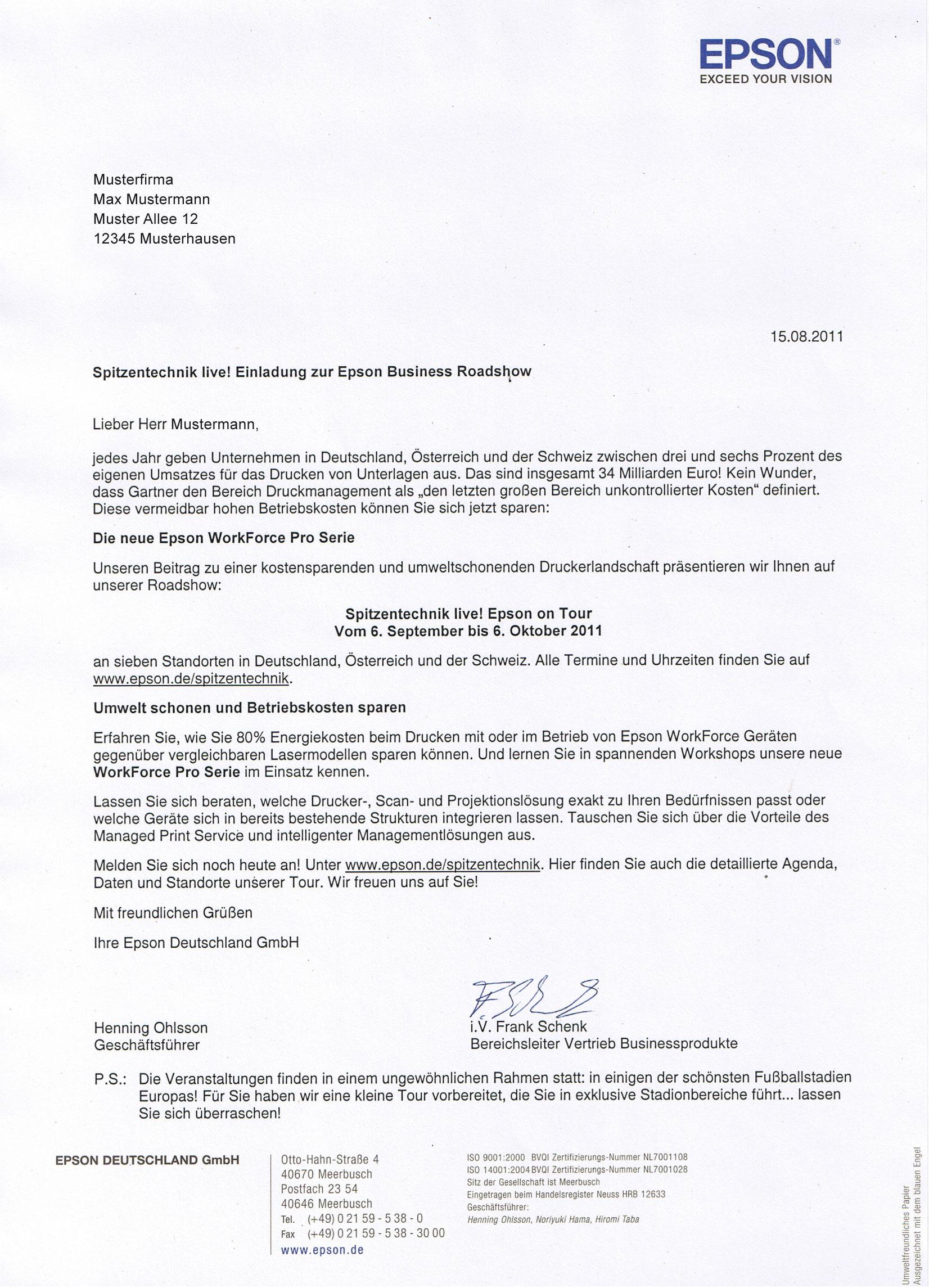 cvdb - claudia von der brüggen - claudia privitera - redaktion und, Einladungen